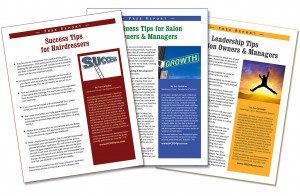 Free Reports On How To Achieve Hairdresser & Salon Success