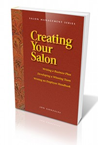 Creating Your Salon Book