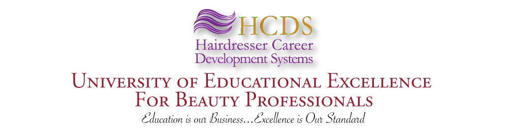 Hairdresser Career Development Systems